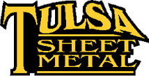 Logo, Tulsa Sheet Metal